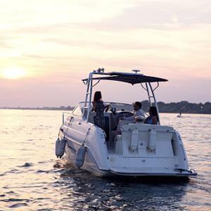 båd på afbetaling