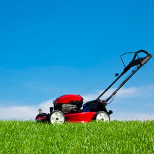 Græsslåmaskine afbetaling