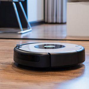 robotstøvsuger på afbetaling